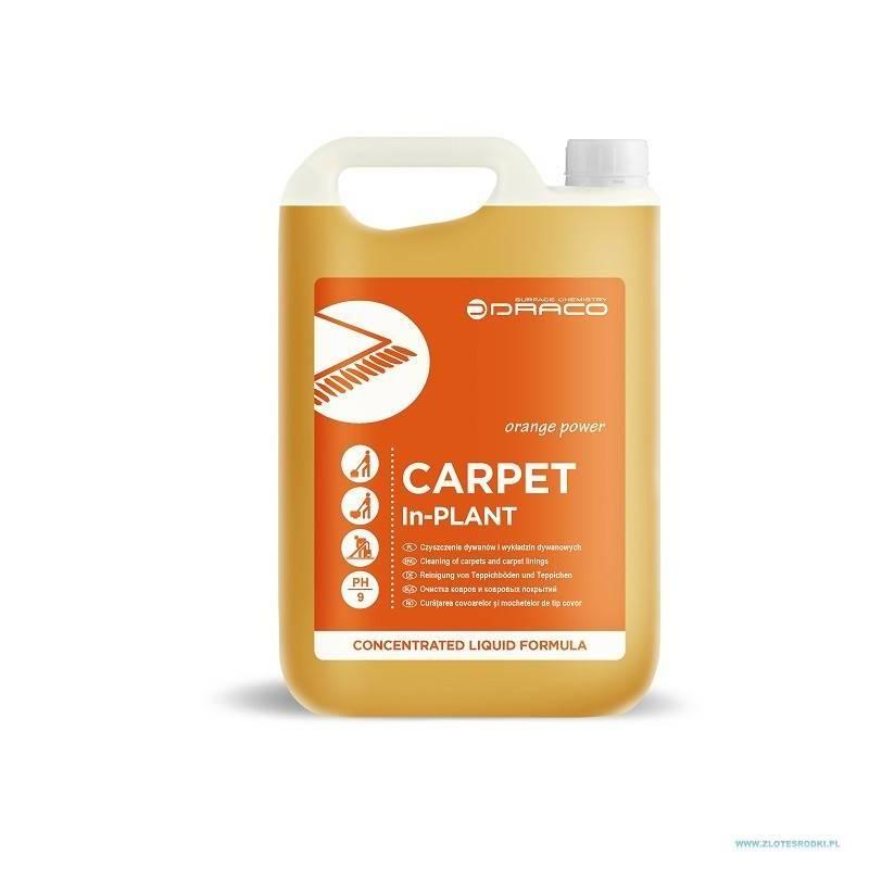 środek do prania dywanów i wykładzin CARPET In-PLANT