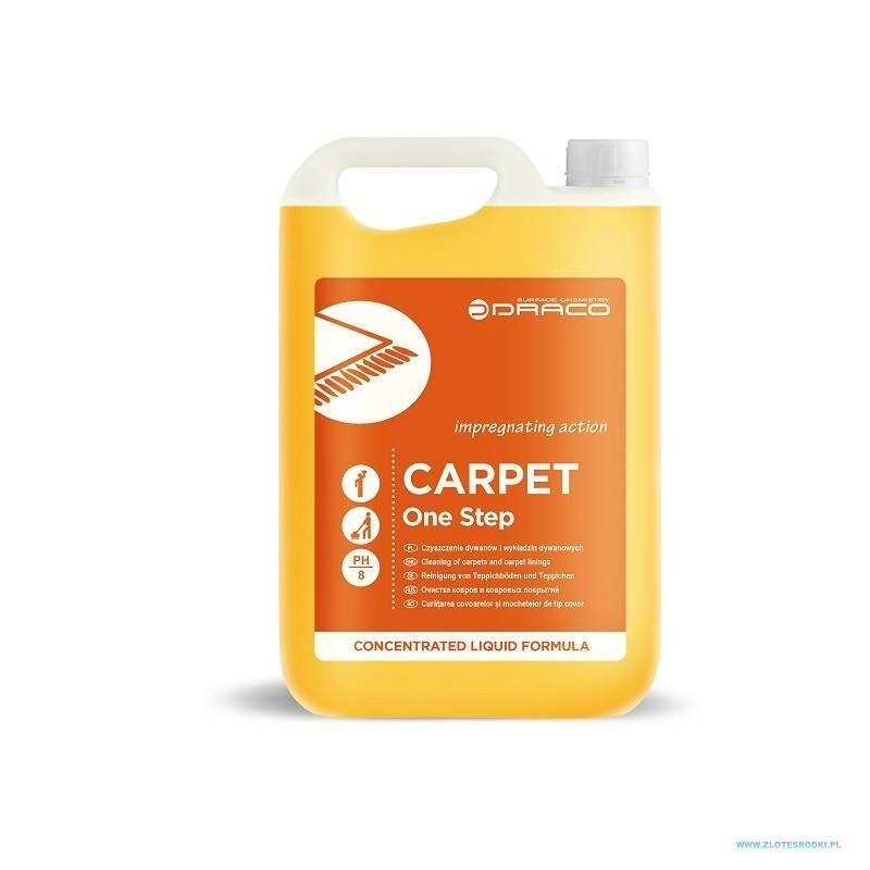 CARPET One Step - środek do kapsułkowania dywanów i wykładzin