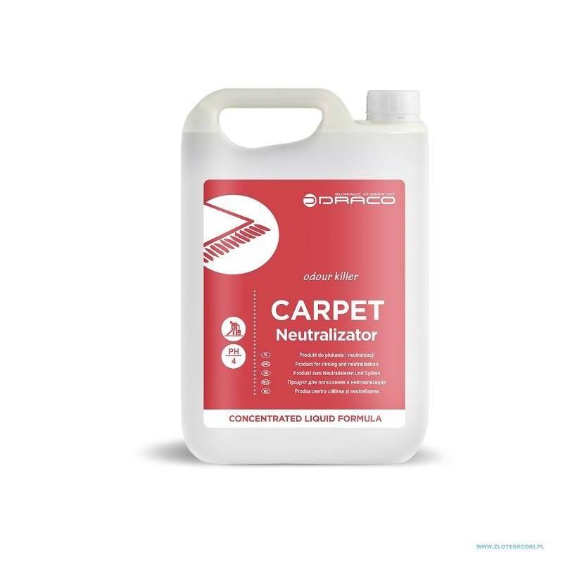 CARPET Neutralizator środek do neutralizacji dywanów
