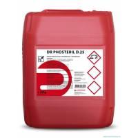 środek do mycia odkamieniania i dezynfekcji DR PHOSTERIL D.25