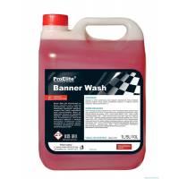 Banner Wash - środek do mycia banerów na myjni ProElite 5 l