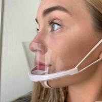 Maska ochronna plastikowa LUX