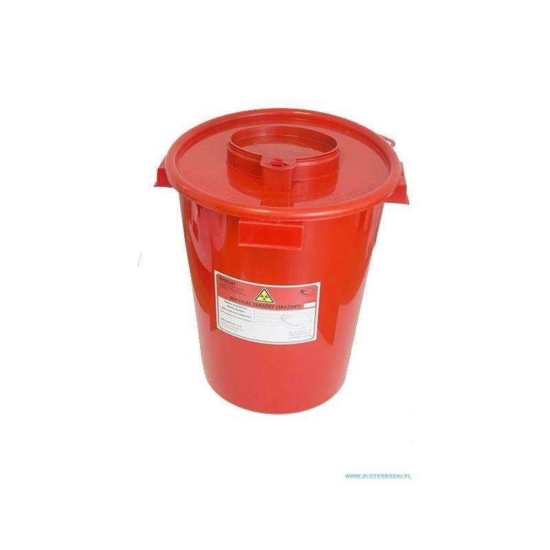 Pojemnik na ostre odpady medyczne  6,0 l