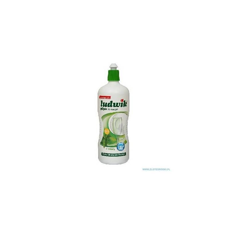 Ludwik 1,0 l mięta - Płyn do mycia naczyń o zapachu mięty