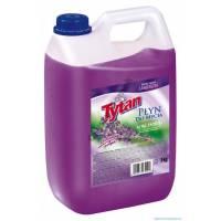 Płyn do mycia uniwersalny TYTAN 5,0 l Cytrynowy